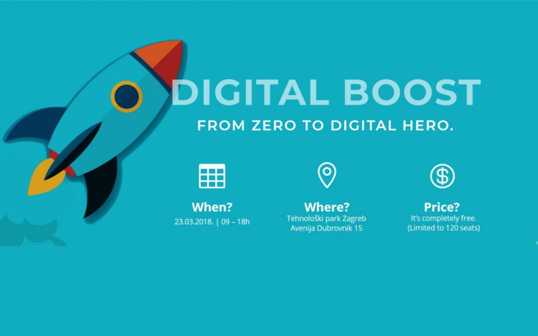 Digital Boost: From Zero to Digital Hero