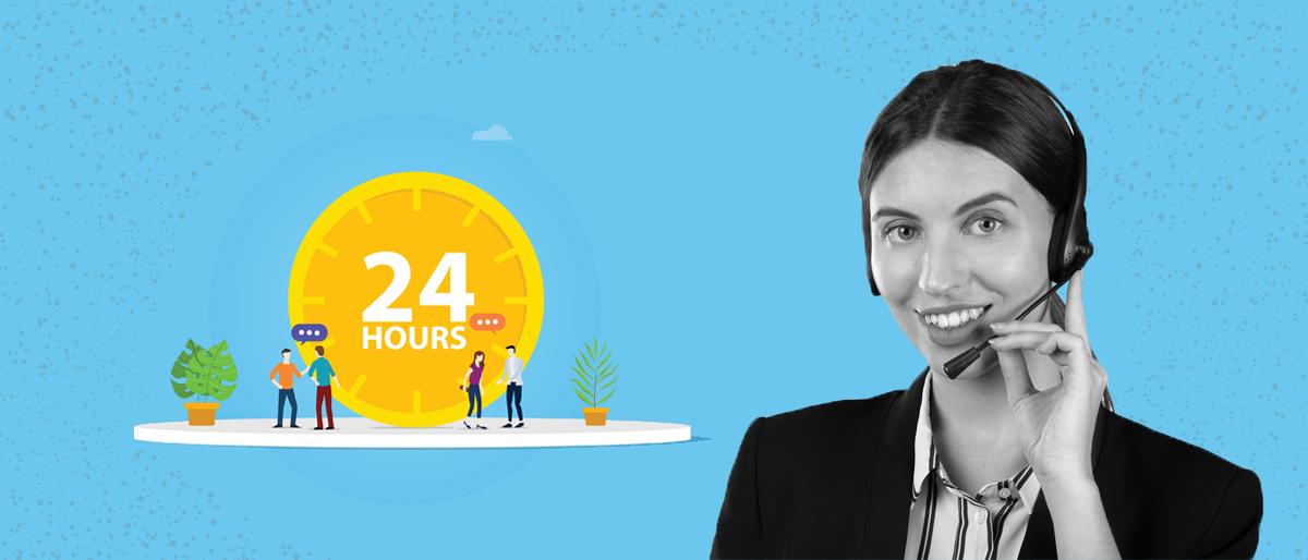 Online customer service jobs