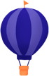 Paldesk balloon illustration