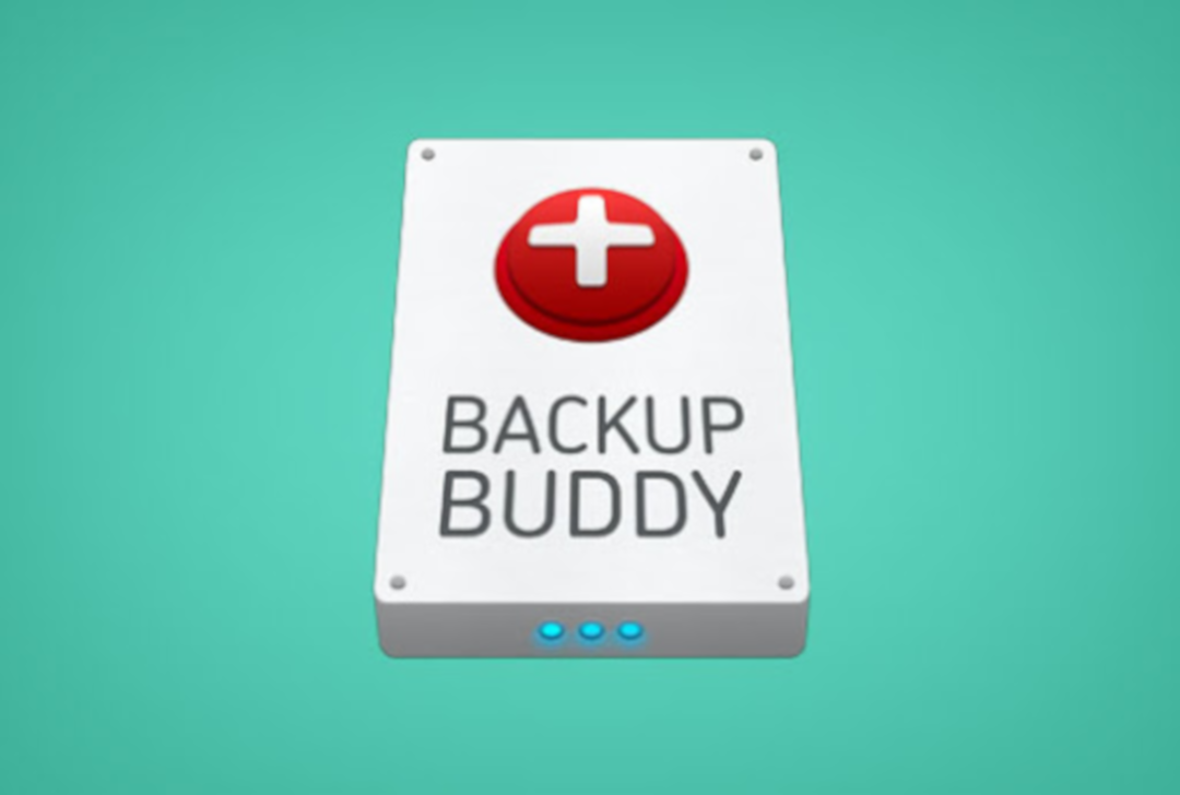 BackUp Buddy plugin for WordPress
