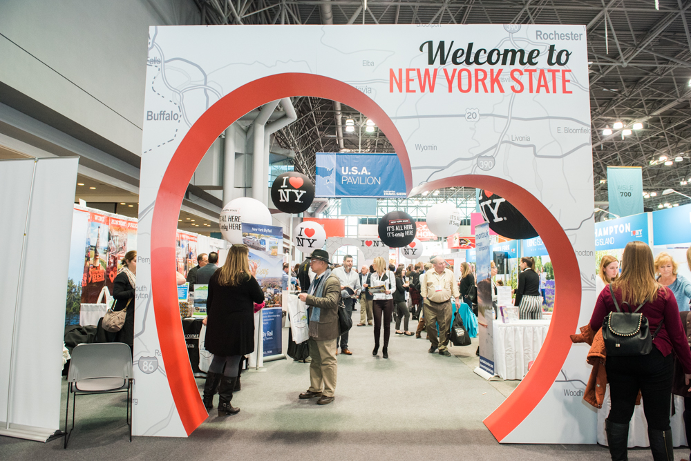 The 2018 New York Times Travel Show