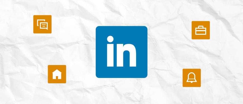 Building brand on LinkedIn