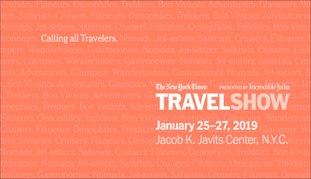 Visit Paldesk at the New York Travel Show!