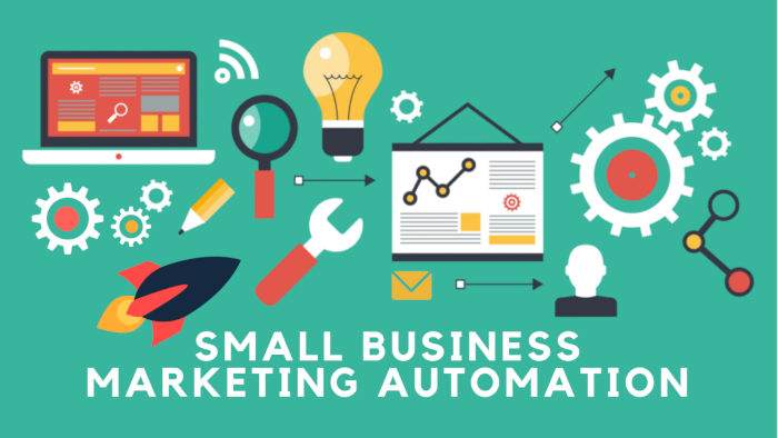 Small business marketing automation tools