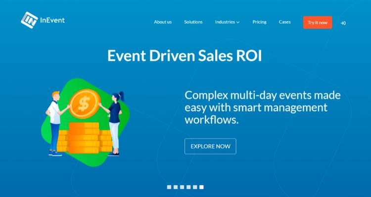 InEvent Marketing productivity tool