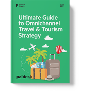 "Ebook ""Guide to Omnichannel Travel & Tourism"""