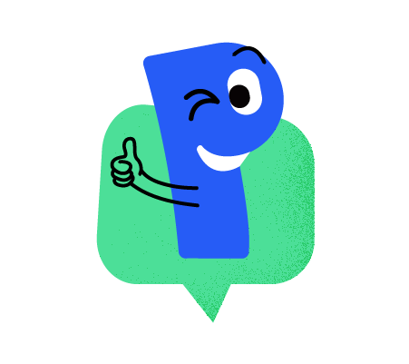 Supportive Pal live chat sticker