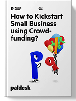 Crowdfunding small business ebook