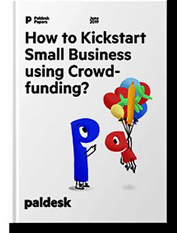 Crowdfunding small business ebook