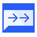 Instant response icon
