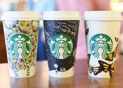 User generated content starbucks