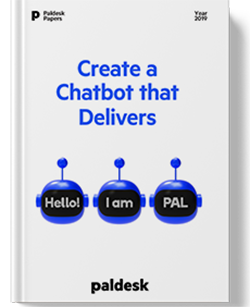 Chatbot that delivers