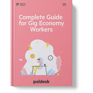 "Ebook ""Guide for gig economy workers"""