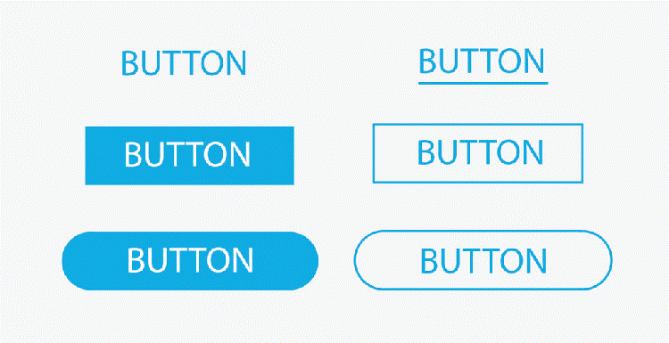 CTA button example Icon