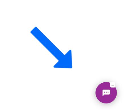 A screen of minimized widget