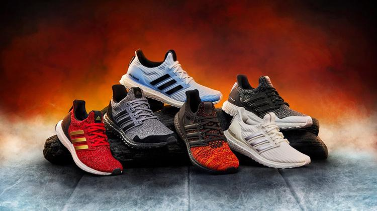 Adidas launches GoT inspired shoes