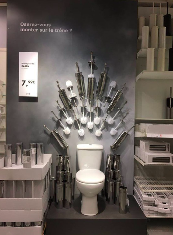 Ikea GoT marketing campaign example