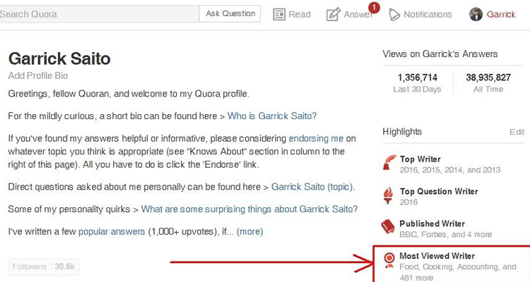 Paldesk gamification quora example