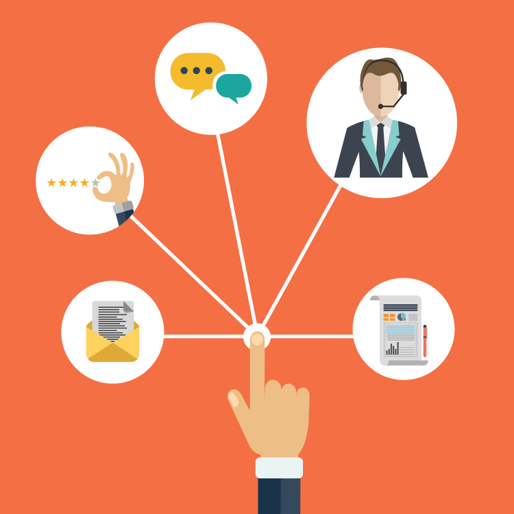 Key elements of customer relationship marketing