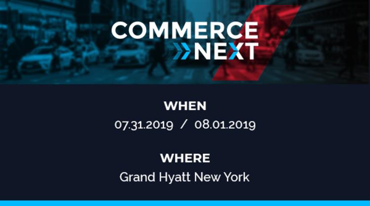 Commerce next