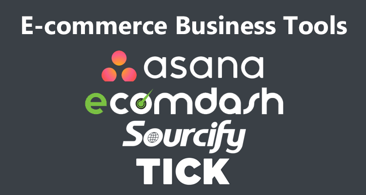 E-commerce business tools