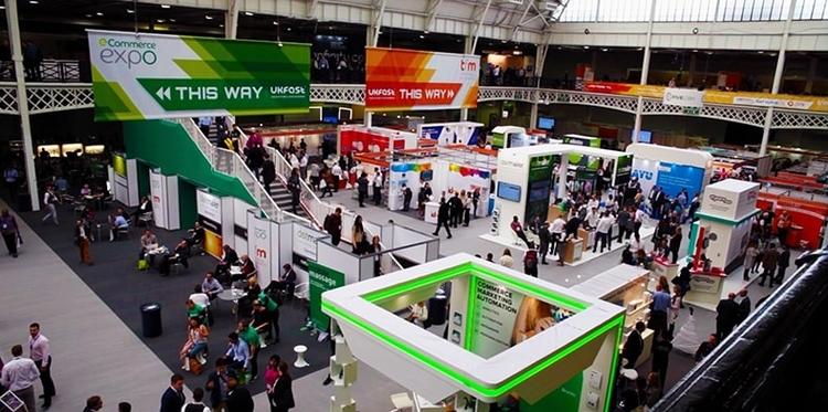 E-commerce expo convention