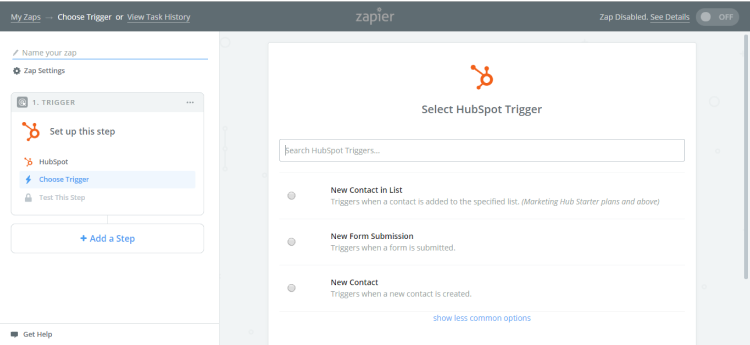 how to integrate hubspot with Paldesk