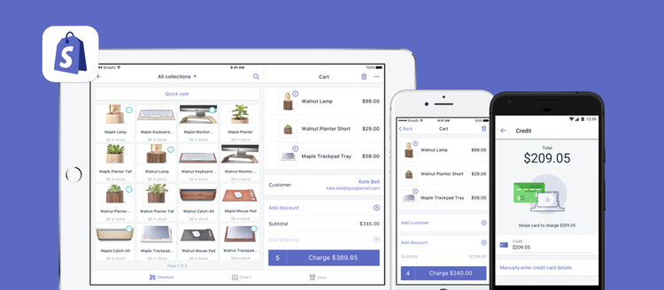 ecommerce website builders shopify