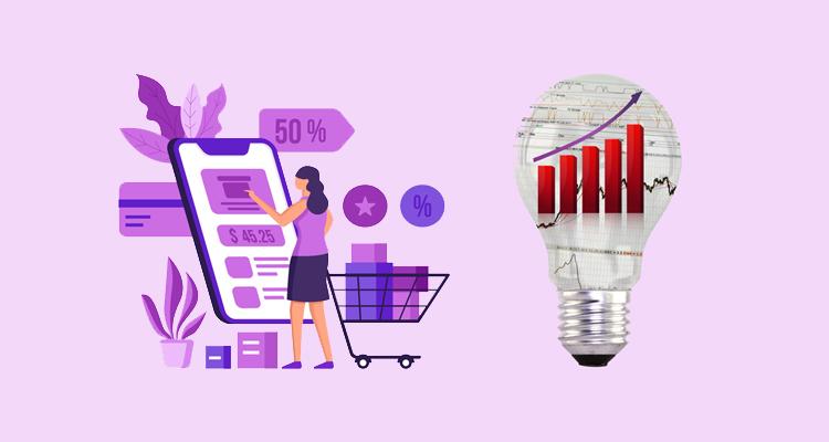 Online sales growth