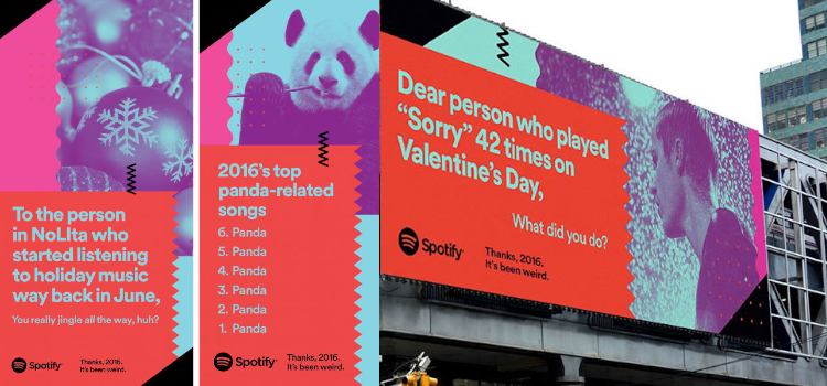 Spotify Marketing Campaign