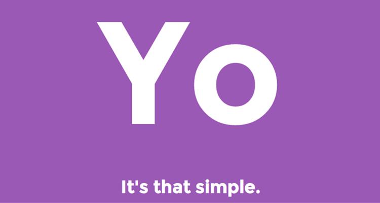 YO Social mobile application