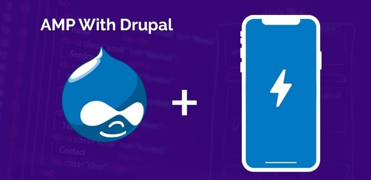 AMP drupal module for user experience