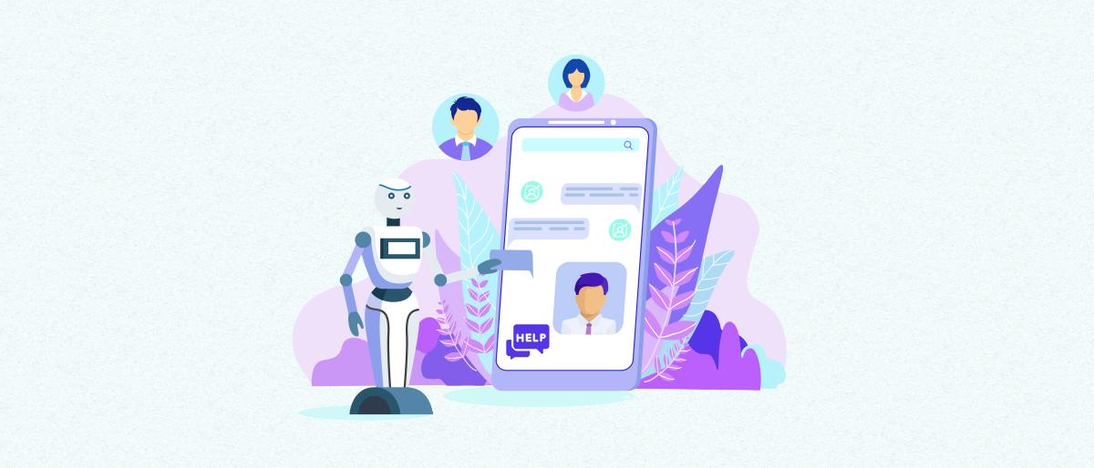 Customer service evolution