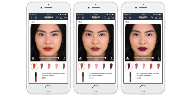 Loreal following augmented reality marketing trends