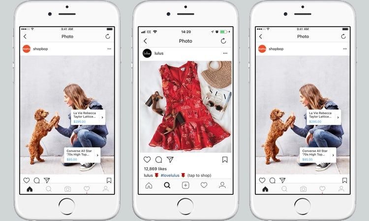 Instagram Shoppable Feature