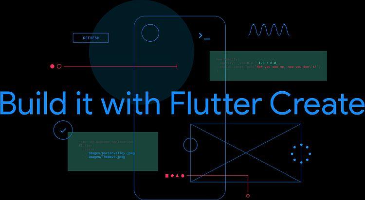 Cross-platform development with Flutter