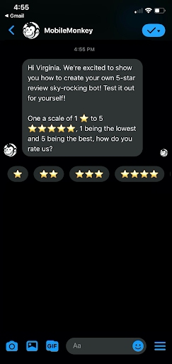 post-chat-survey