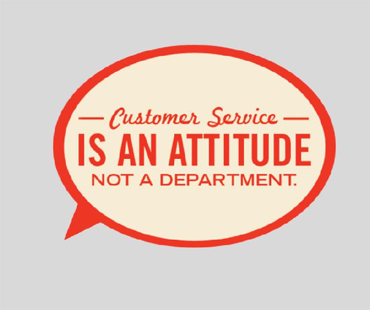 customer-service-is-an-attitude
