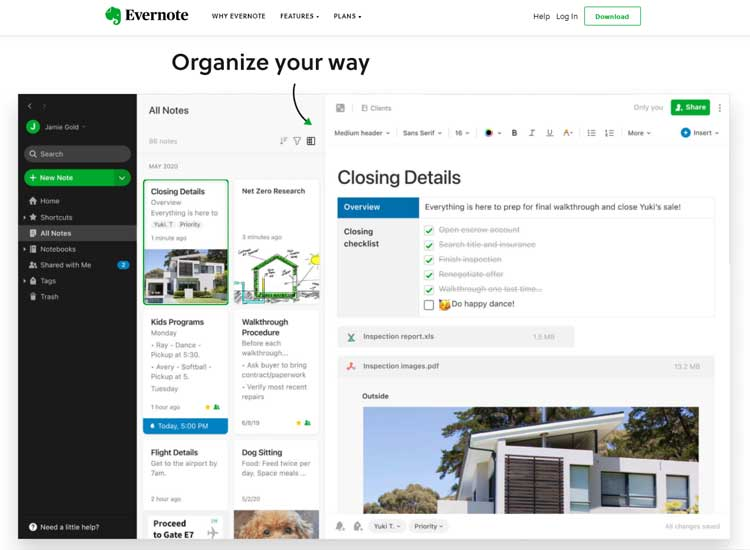 productivity-apps-evernote-page-preview